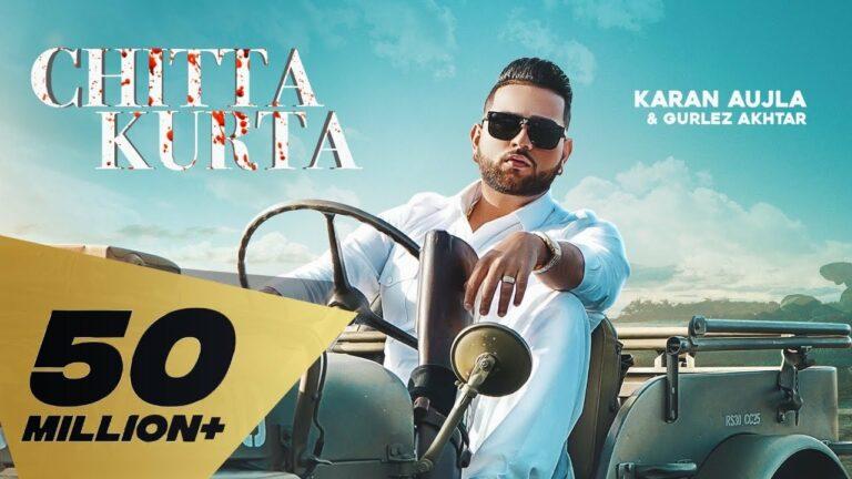 Chitta Kurta (Title) Lyrics - Gurlej Akhtar, Karan Aujla