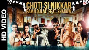 Chotti Si Nikkar (Title) Lyrics - Dj Shadow, Ramji Gulati