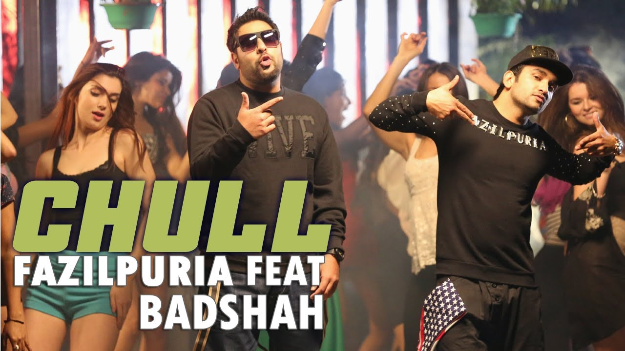 Chull (Title) Lyrics - Badshah, Fazilpuria