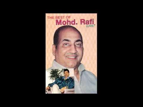 Chupke Se Peechhe Se Aa Ke Lyrics - Mohammed Rafi