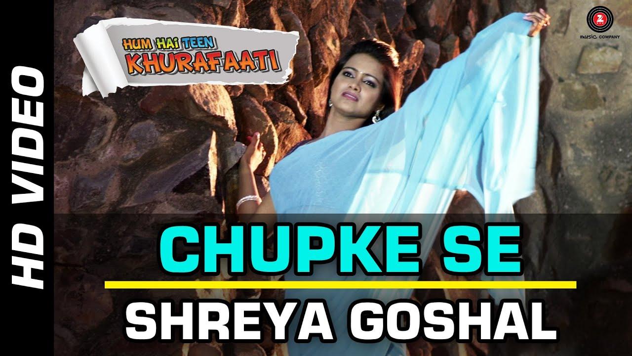 Chupke Se Lyrics - Shreya Ghoshal