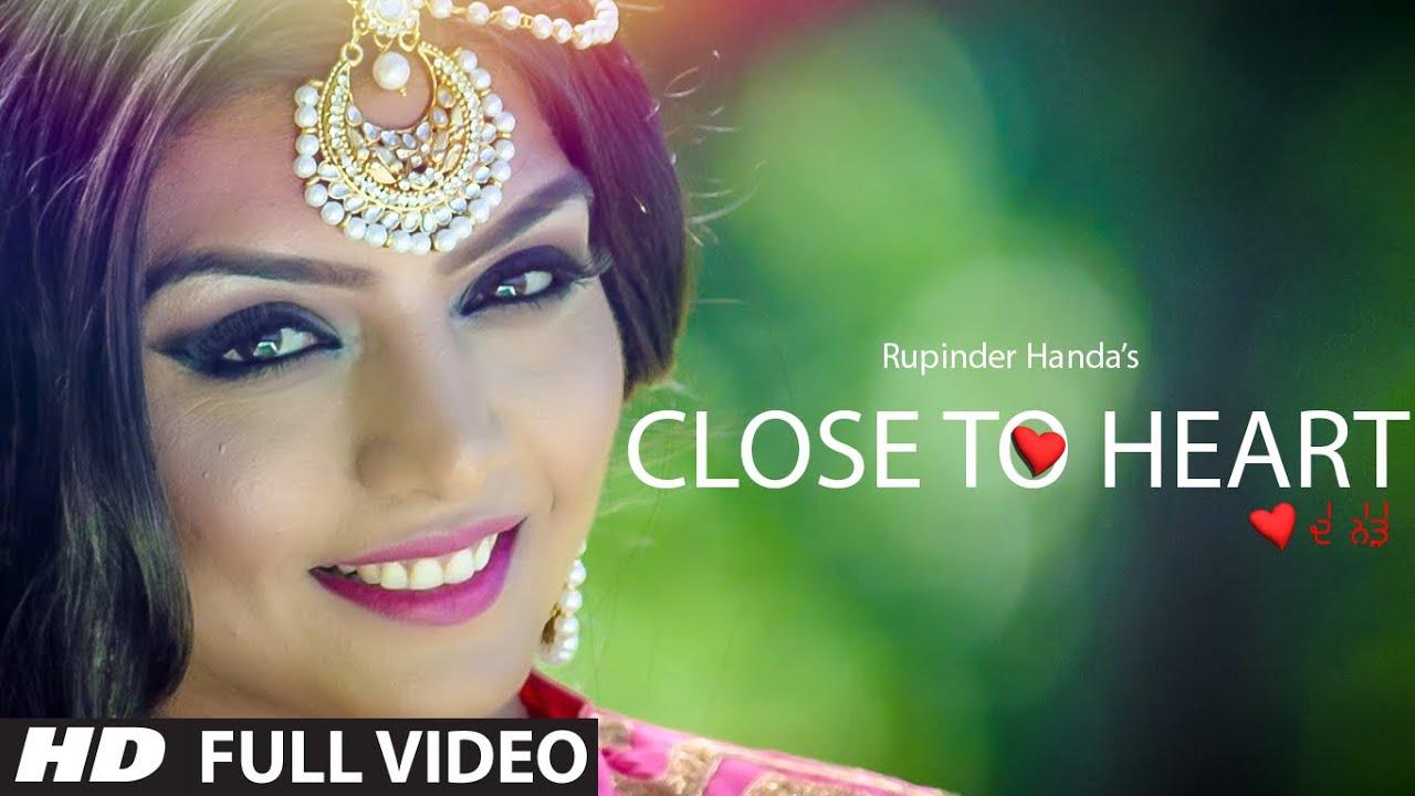 Close To Heart (Title) Lyrics - Rupinder Handa