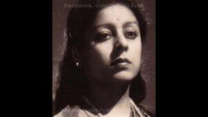 Daal Daal Aur Kunj Kunj Lyrics - Kanan Devi