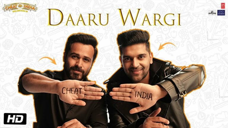 Daaru Wargi Lyrics - Guru Randhawa