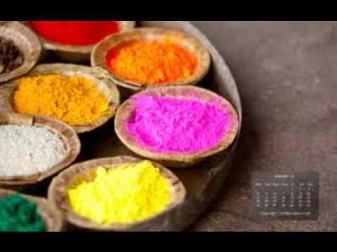 Dalenge Rang Dalenge Lyrics - Lata Mangeshkar, Mukesh Chand Mathur (Mukesh)