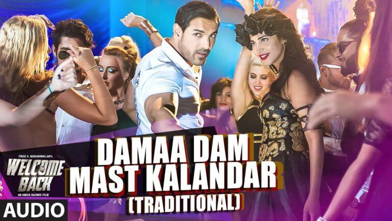 Dama Dam Mast Kalandar Lyrics - Yo Yo Honey Singh, Mika Singh
