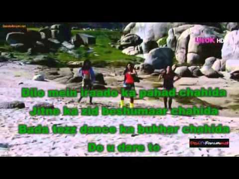 Dare 2 Dance (Title) Lyrics - Akshay Kumar