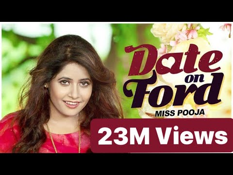 Date On Ford (Title) Lyrics - Miss Pooja