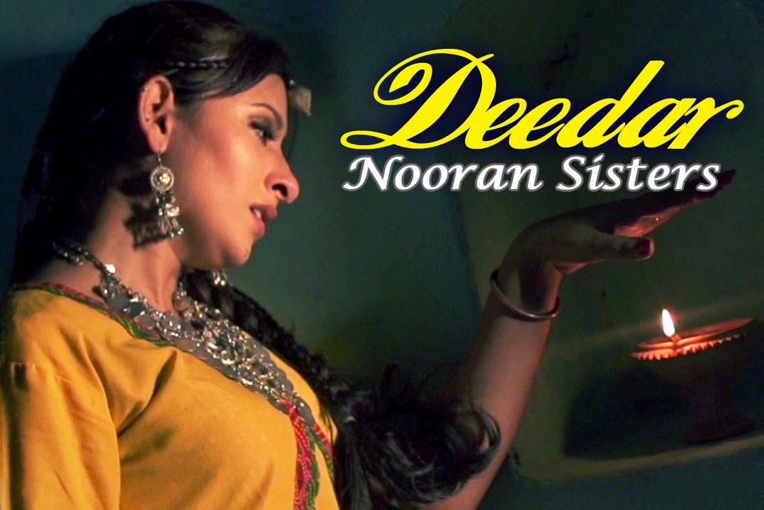Deedar Lyrics - Jyoti Nooran, Sultana Nooran