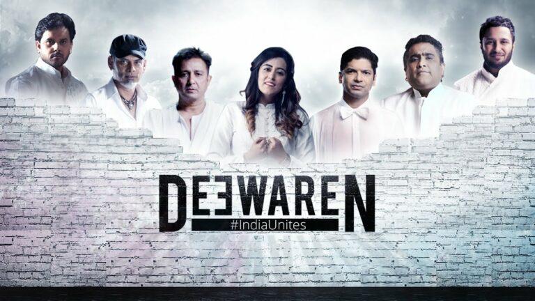 Deewaren (Title) Lyrics - Ash King, Javed Ali, Kunal Ganjawala, Shaan, Sukhwinder Singh, Suraj Jagan