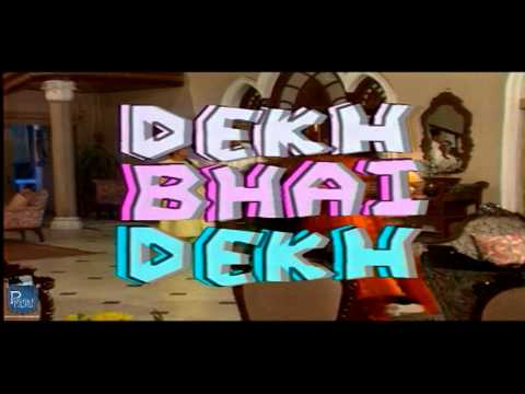 Dekh Bhai Dekh (Title) Lyrics