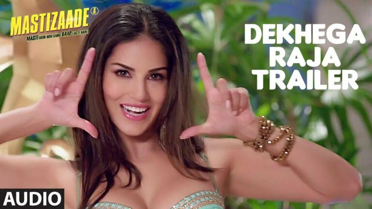 Dekhega Raja Trailer Lyrics - Nakash Aziz, Neha Kakkar