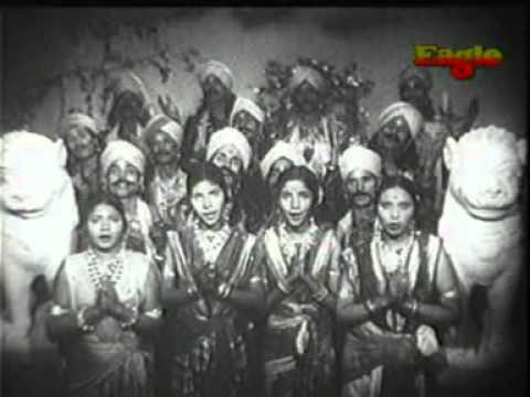 Dekho Dekho Ramrajya Mein Lyrics - Prabodh Chandra Dey (Manna Dey), Saraswati Rane, Vishnupant Pagnis