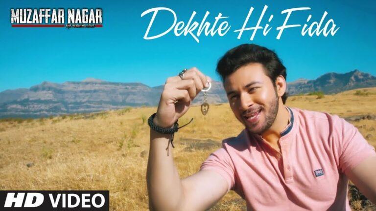Dekhte Hi Fida Lyrics - Mohit Chauhan