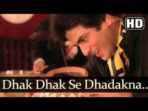 Dhak Dhak Se Dhadakna Bhula De Lyrics - Mohammed Rafi