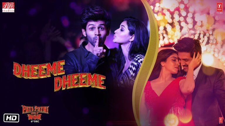 Dheeme Dheeme Lyrics - Neha Kakkar, Tony Kakkar