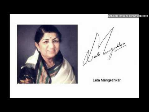Dheeth Langar Natkhat Lyrics - Lata Mangeshkar