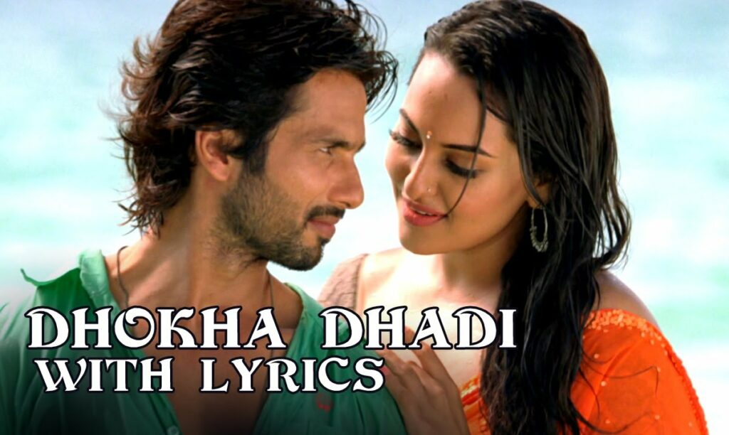 Dhokha Dhadi Lyrics - Arijit Singh