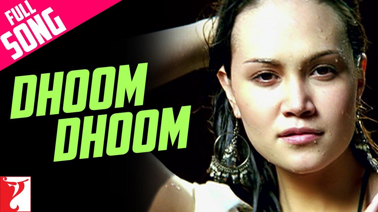 Dhoom Dhoom Lyrics - Tata Young