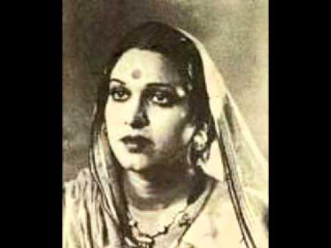 Dil Dard Se Bharpur Lyrics - Amirbai Karnataki