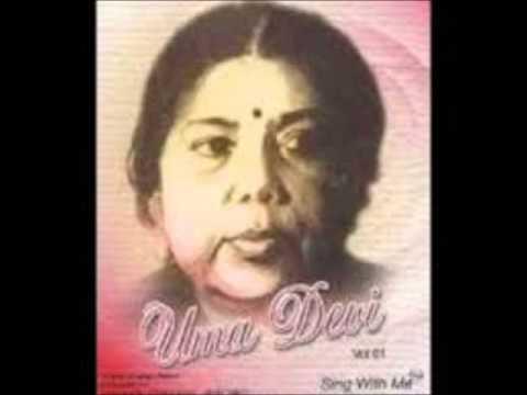 Dil Deke Pachhta Gaye Hum Lyrics - Uma Devi Khatri (Tun tun)