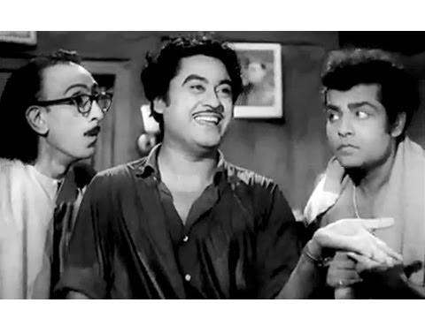 Dil Dhadaka Use Dekhte Lyrics - Kishore Kumar