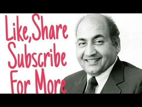 Dil Mujhko Jalata Hai Lyrics - Mohammed Rafi, Shamshad Begum