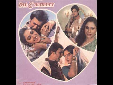 Dil Tera Hai Jaan Bhi Hai Teri Lyrics - Asha Bhosle