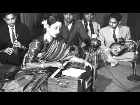 Dildar Tu Hai Mera Pyar Lyrics - Geeta Ghosh Roy Chowdhuri (Geeta Dutt)