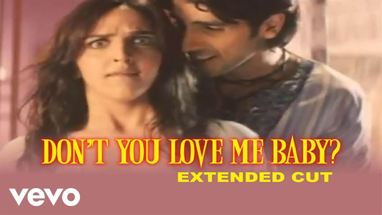 Don't You Love Me Baby Lyrics - Alka Yagnik, Shaan