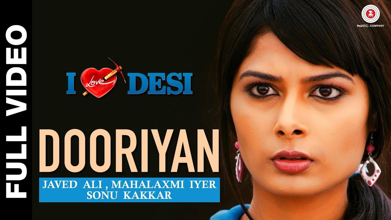 Dooriyan Lyrics - Javed Ali, Mahalakshmi Iyer, Sonu Kakkar