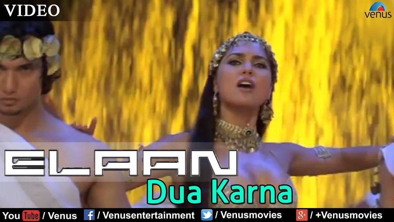 Dua Karna Lyrics - Sunidhi Chauhan