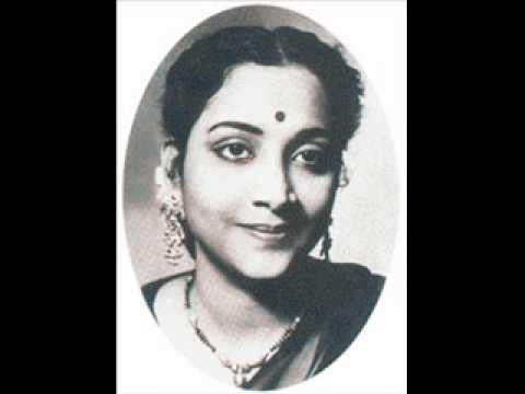 Dukhiyon Pe Hai Dukh Lyrics - Geeta Ghosh Roy Chowdhuri (Geeta Dutt)