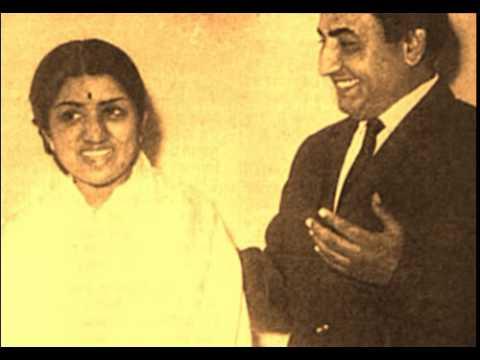 Duniya Hai Aisi Chaalbaaz Lyrics - Lata Mangeshkar, Mohammed Rafi