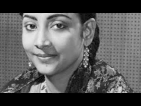 Dwar Pe Tere Aayi Main Lyrics - Geeta Ghosh Roy Chowdhuri (Geeta Dutt)