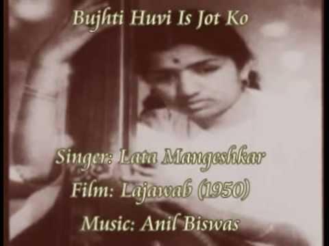 Dwar Tihare Aayi Hoon Lyrics - Lata Mangeshkar