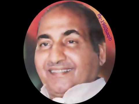 Ek Dukhiyari Apne Lyrics - Mohammed Rafi