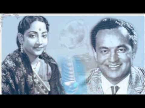 Ek Taraf Jal Lyrics - Geeta Ghosh Roy Chowdhuri (Geeta Dutt), Mukesh Chand Mathur (Mukesh), Zohrabai Ambalewali