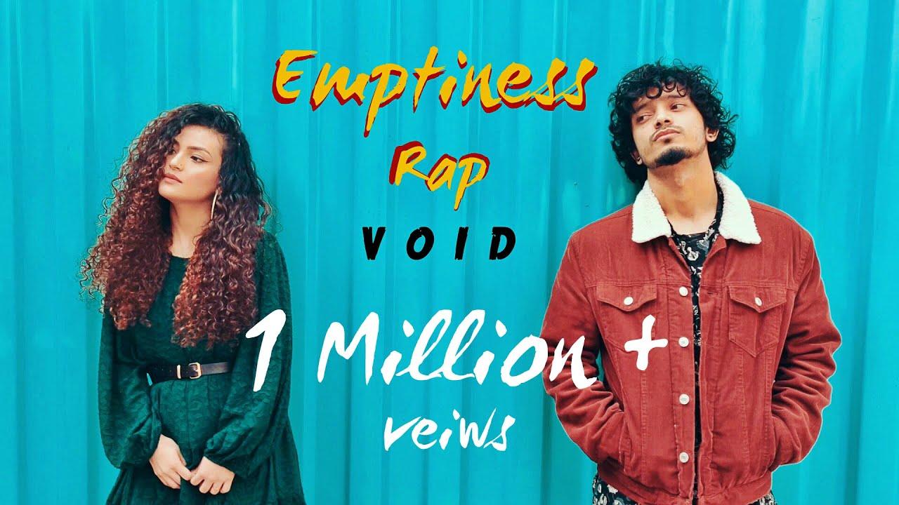 Emptiness Rap Lyrics - Exult Yowl, Prerna Sahetia