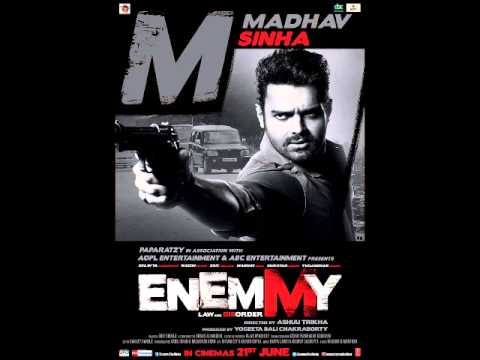 Enemmy (Title) Lyrics - Gourav Dasgupta