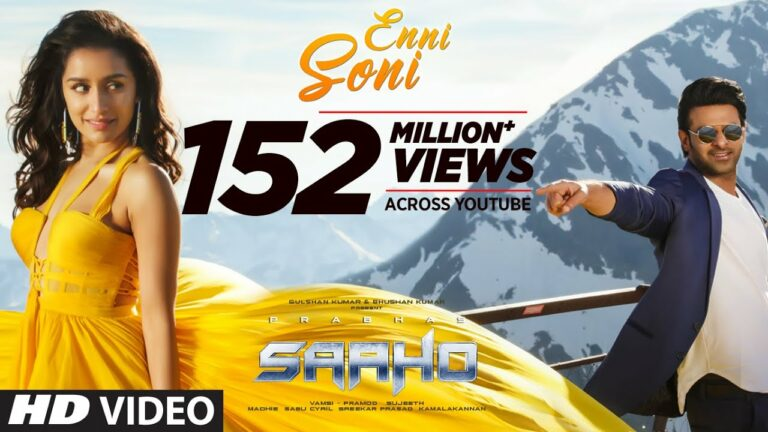 Enni Soni Lyrics - Guru Randhawa, Tulsi Kumar