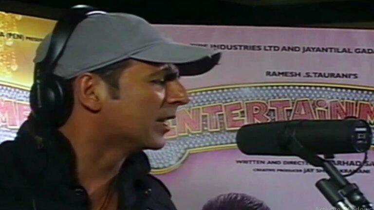 Entertainment (Title) Lyrics - Akshay Kumar