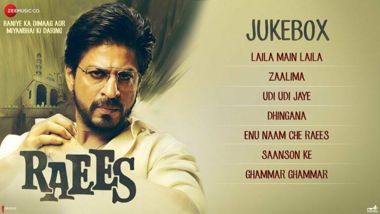 Enu Naam Che Raees Lyrics - Ram Sampath, Tarannum Malik