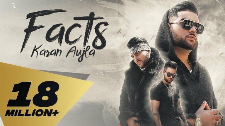 Facts (Title) Lyrics - Karan Aujla