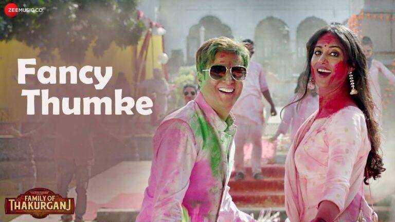 Fancy Thumke Lyrics - Dev Negi, Jyotica Tangri, Mika Singh