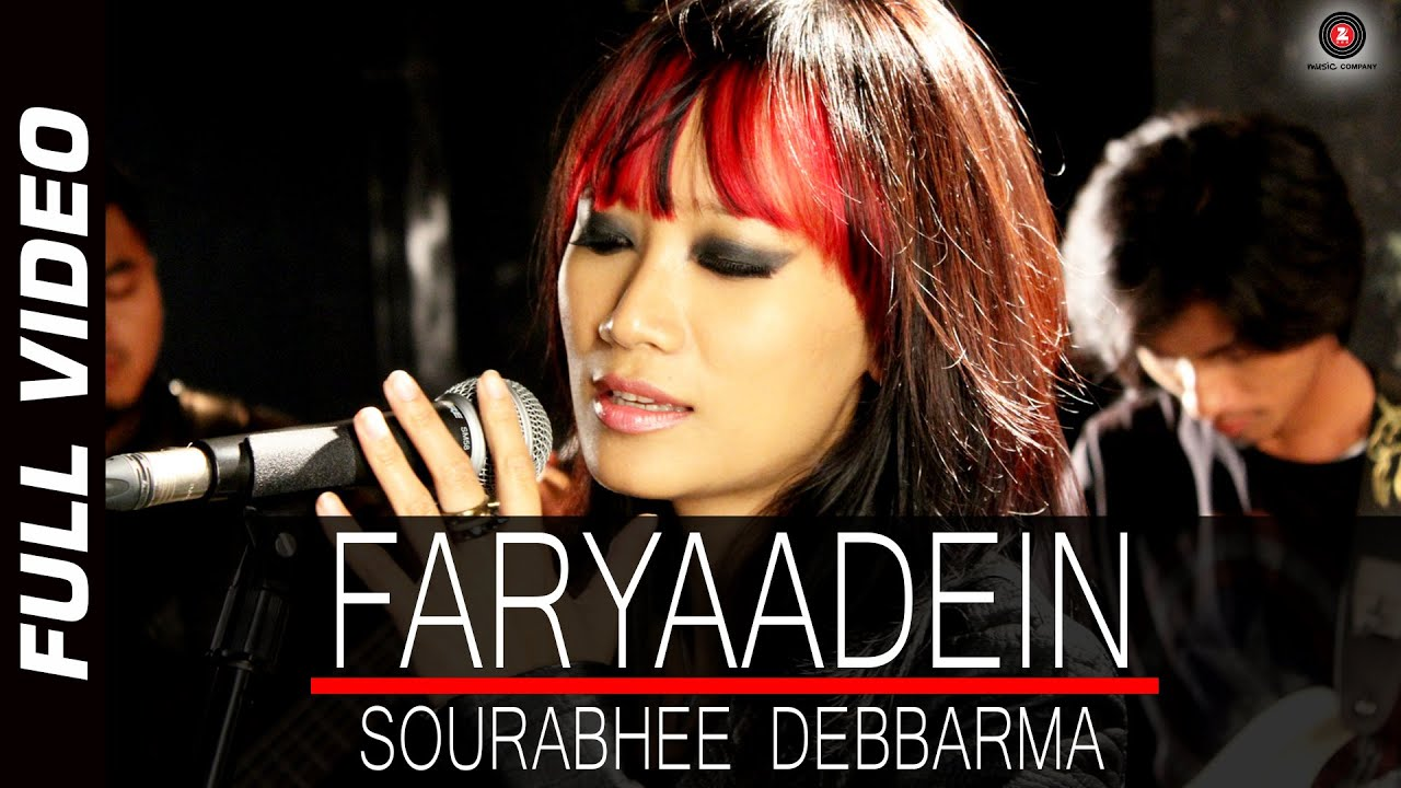 Faryaadein (Title) Lyrics - Sourabhee Debbarma