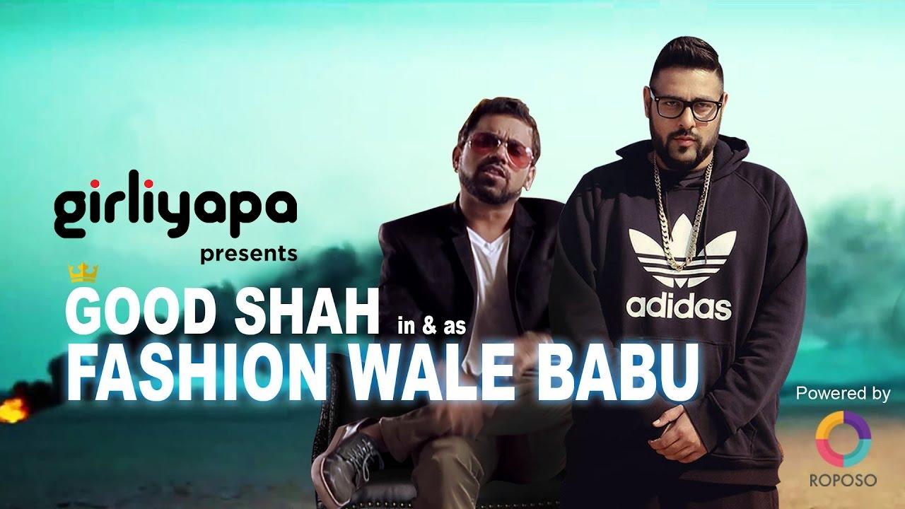 Fashion Waley Babu Lyrics - Badshah, Goodshah