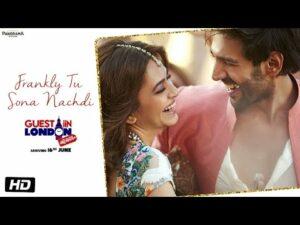 Frankly Tu Sona Nachdi Lyrics - Raghav Sachar