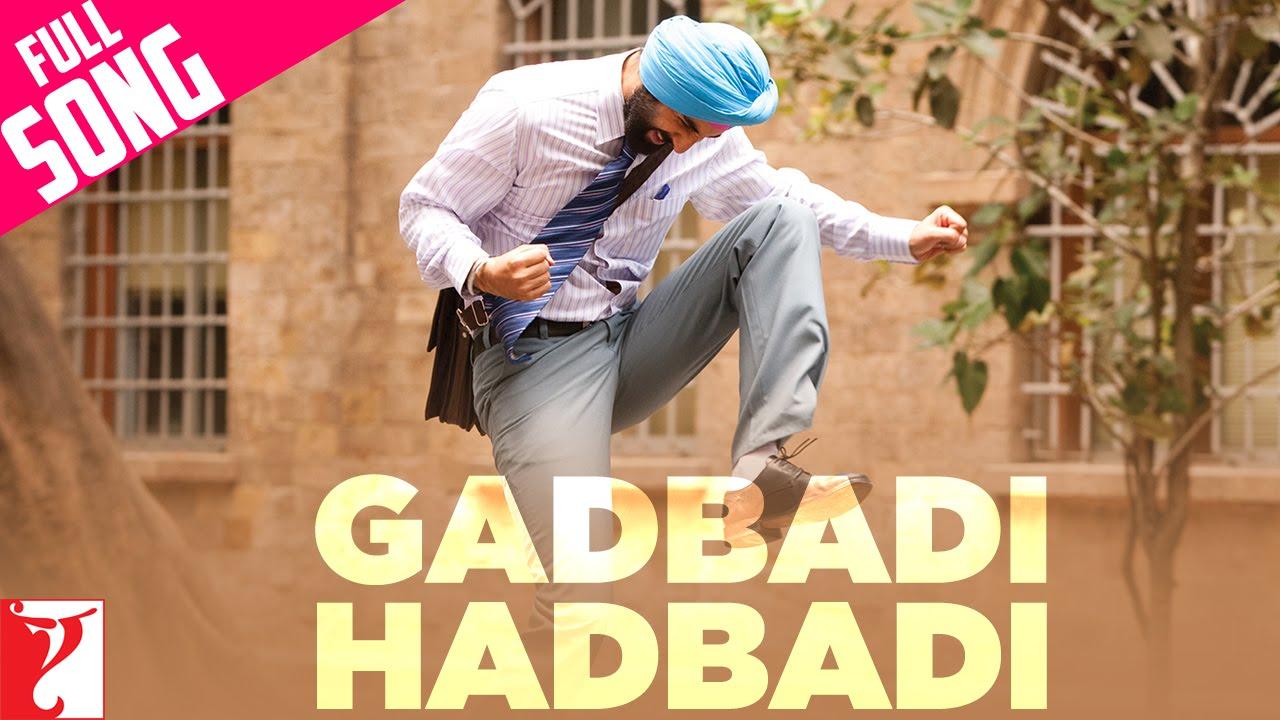 Gadbadi Hai Hadbadi Hai Lyrics - Vishal Dadlani