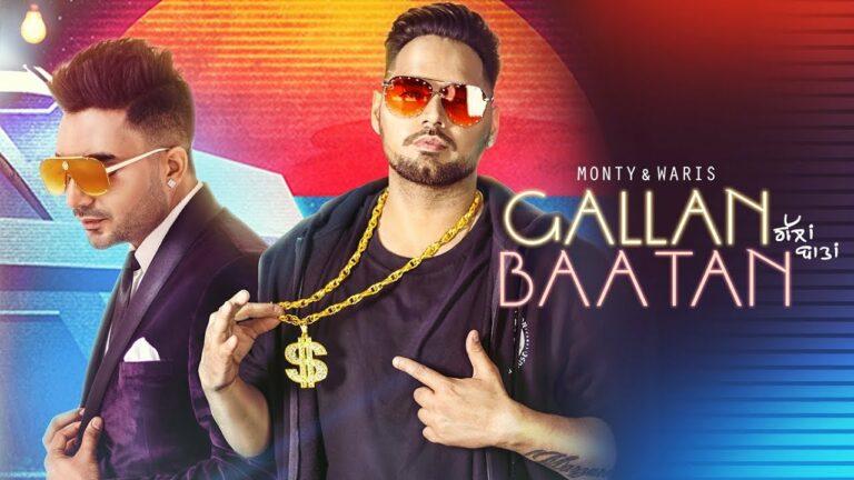 Gallan Baatan (Title) Lyrics - Monty Waris